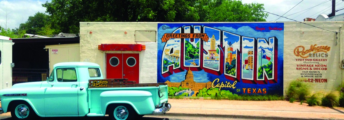 Austin, Texas Travel & Lodging