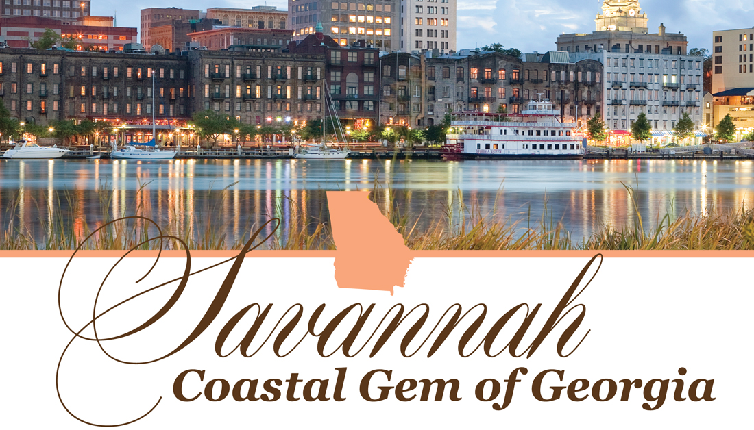 Savannah Coastal Gem of Georgia