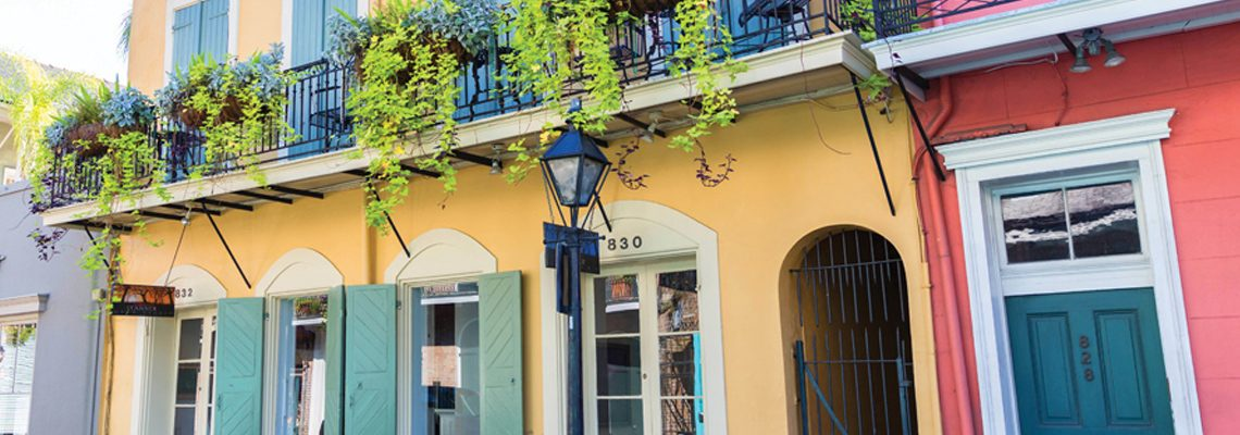 New Orleans Travel & Lodging